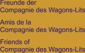 Freunde der Wagons Lits CIWL/ISG